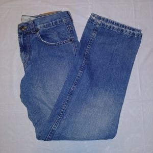 Levi's 569 Women's Loose Straight Jeans Size 18